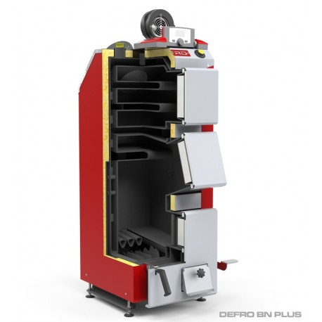 Твердопаливний котел Defro BN PLUS 29 kw