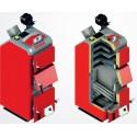 Твердопаливний котел Defro Optima Komfort +30kw