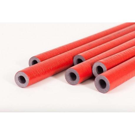 Теплоізоляція труб червона 18