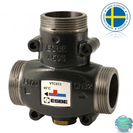 "Термостатичний клапан ESBE VTC 512 11/2"" 50°C"