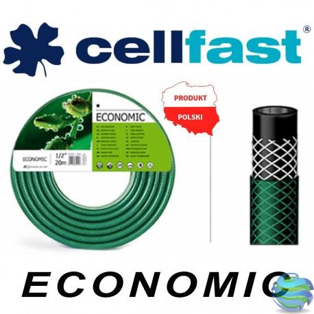 Шланг поливальний Cellfast серія Ekonomic 3/4-50м