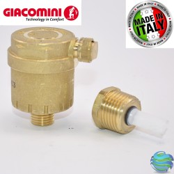 GIACOMINI R88I R88IY003 автоматичний розповітрювач з клапаном