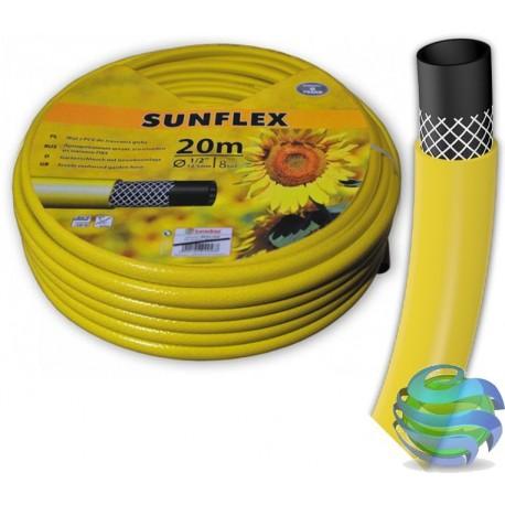 """Шланг для поливу SUNFLEX 1/2\"""" - 50м WMS1/250"""