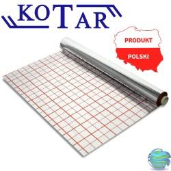Фольга для теплої підлоги IZOFOLIX KOTAR Польща