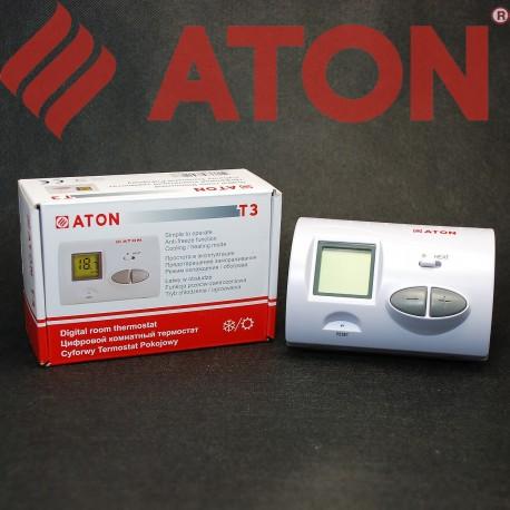Програматор кімнатний ATON T3 дротовий