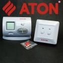 Програматор кімнатний ATON T3WL бездротовий
