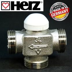 Трьохходовий термостатичний клапан HERZ 3/4 CALIS-TS-RD HERZ 1776102