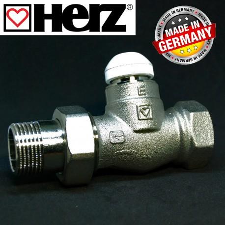 "Термостатичний прямий клапан HERZ TS- E, 1"" 1772303"