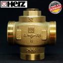 Триходовий термозмішувальний клапан HERZ-TEPLOMIX 55°C DN 32 11/2 1776614