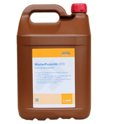 Пластифікатор для бетону Master Pozzolith STD BASF